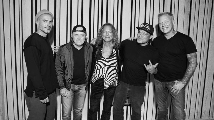 Metallica Zane Lowe