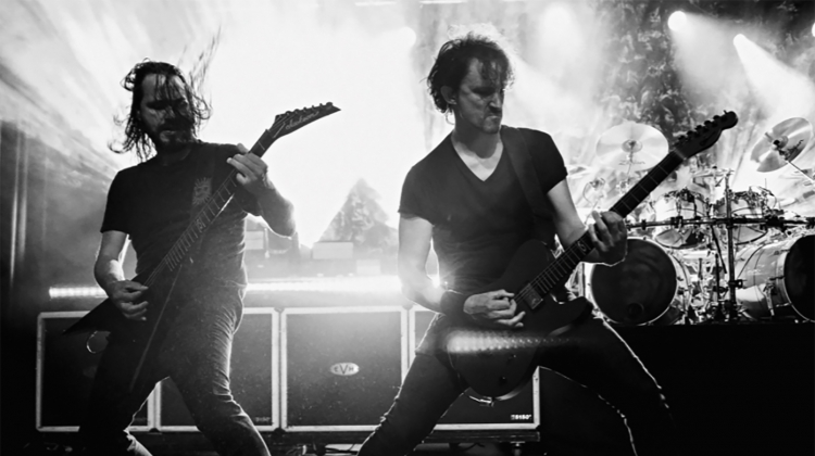 Gojira live Best so Far 2021 image, Jeff Hahne/Getty Images