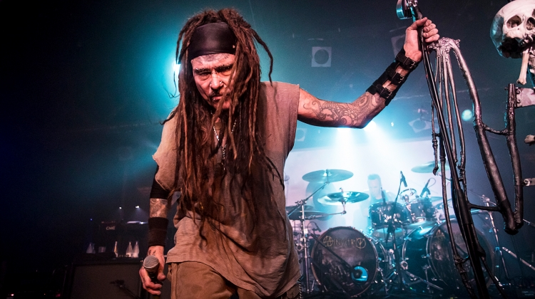 ministry al jourgensen 2016 GETTY xavi torrent, Xavi Torrent/Getty Images