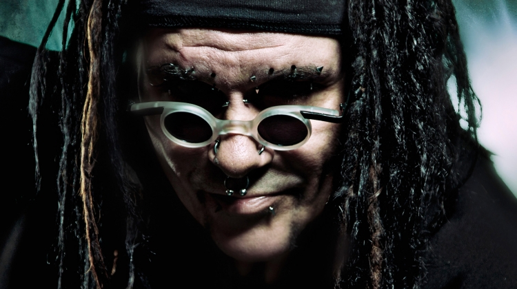 Ministry's Al Jourgensen PRESS 2017, Allan Amato