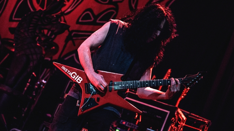 trey azagthoth morbid angel 2017 PRESS