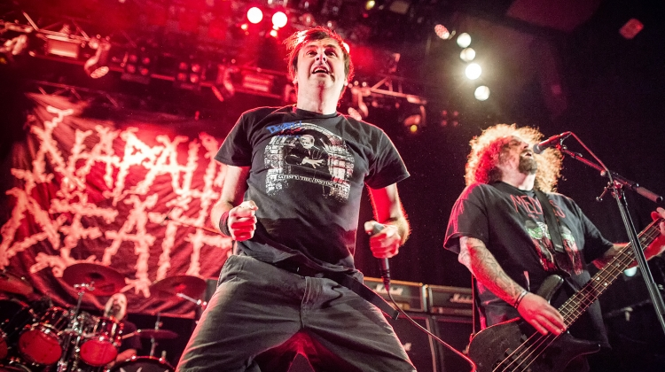 napalm death GETTY 2019, Gonzales Photo/Terje Dokken/PYMCA/Avalon/Universal Images Group via Getty Images