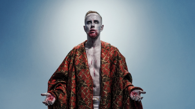 nergal.jpg, Jimmy Hubbard with styling by The Cannon Media Group and SPFX makeup and grooming by Jenn Blum and light design by William Englehardt