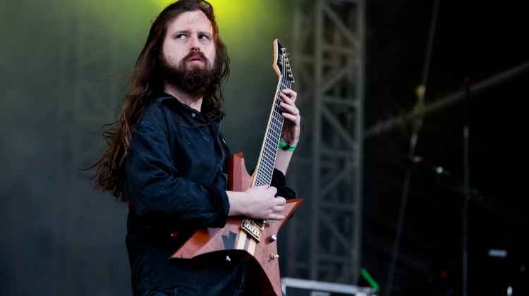 All That Remains Guitarist Oli Herbert's Cause Of Death Revealed
