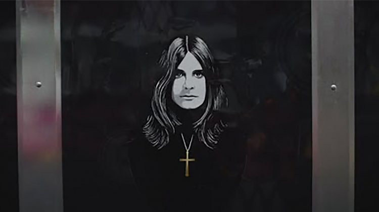 ozzy ordinary man video still