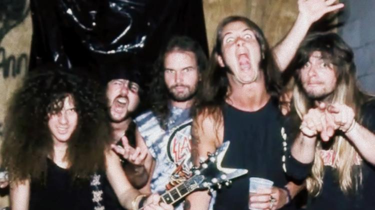 pantera kerry king slayer 1988