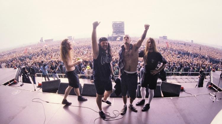 pantera monsters of rock 1991 GIRON, Joe Giron