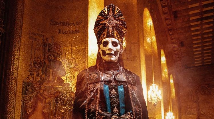 papa emeritus iv ghost 2021