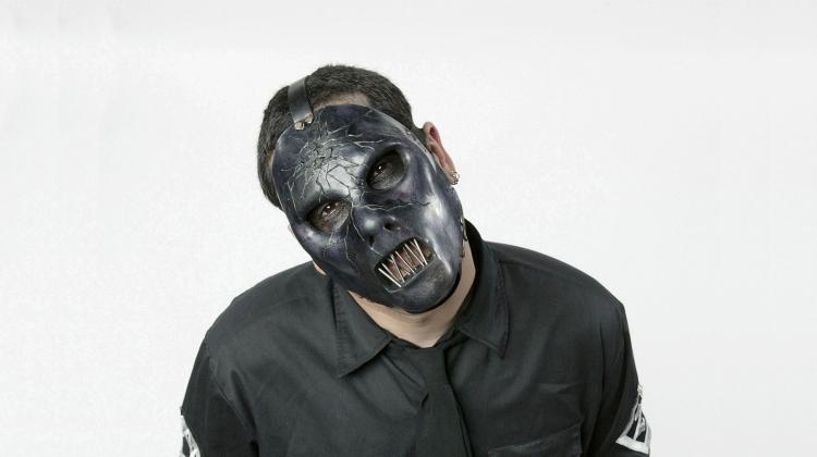 Slipknot Paul gray GETTY 2001, Mick Hutson/Redferns