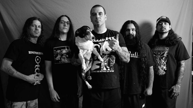 Phil Anselmo Illegals 2017 promo 2
