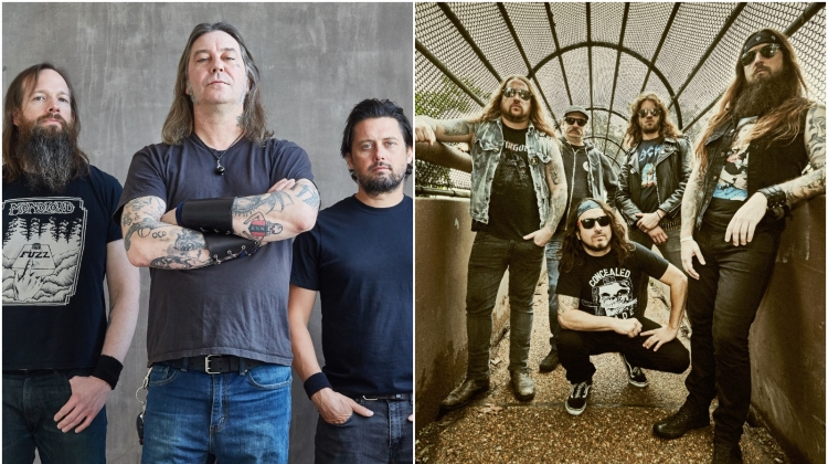 HighOnFireMunicipalWaste.jpg, of High on Fire by Jen Rosenstein and Municipal Waste by Kip Dawkins