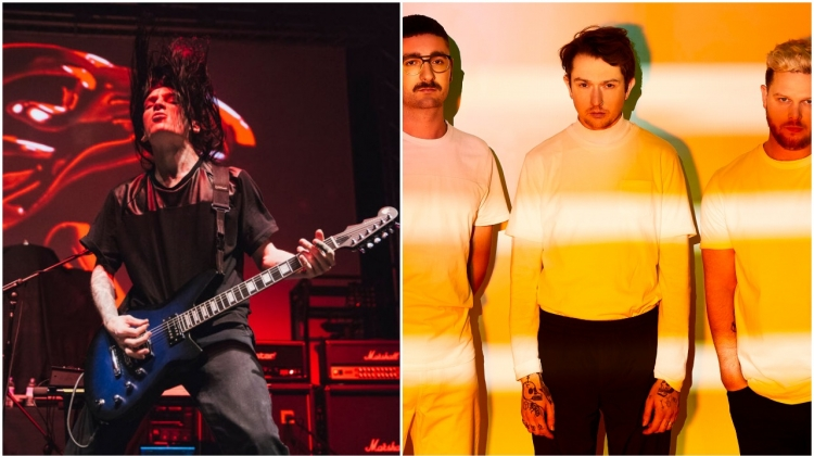 Code Orange / Alt J, Sergione Infuso/Corbis via Getty Images; Mads Perch