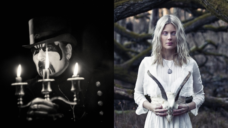 """King Diamond and Myrkur Appear on Covers of """"Dreams and Nightmares"""" Issue"""