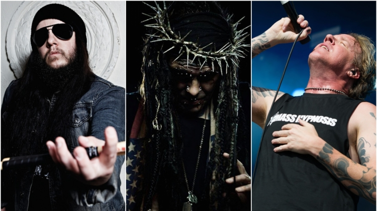 Ministry Split, Jesse Wild/Rhythm Magazine via Getty Images; Katja Ogrin/Redferns