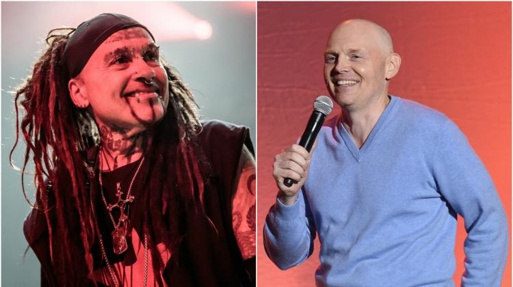 Bill Burr, Al Jourgensen Talk Weed, Guns, Kirk Hammett Cameo Gone Wrong