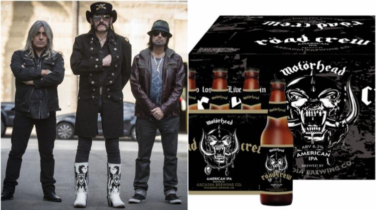 Motorhead beer split