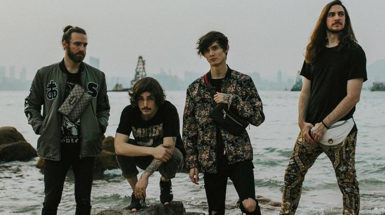 "Hear Texas Prog-Metal Crew Polyphia's Fiery New Instrumental Shredder ""Inferno"""