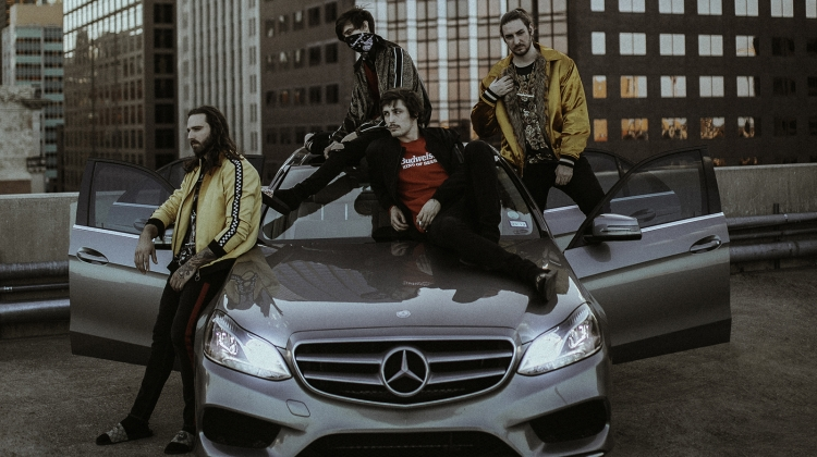 polyphia PRESS 2019, Travie Shoots
