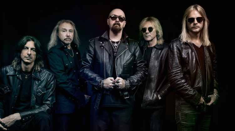 Judas Priest 2018 Press Photo, Justin Borucki