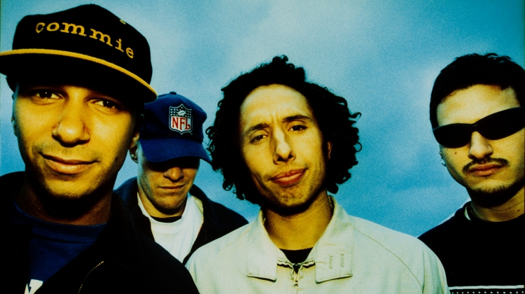 rage against the machine 1996 GETTY, Niels van Iperen/Getty Images