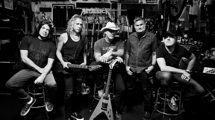 rob dietrich metallica blackened 2020 PRESS, Danny Clinch