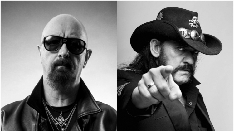 rob halford lemmy kilmister SPLIT, Travis Shinn