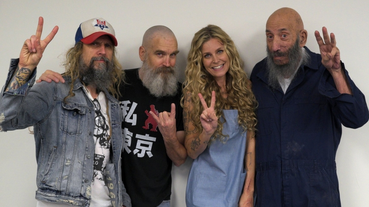 rob zombie bill moseley sheri moon zombie sid haig