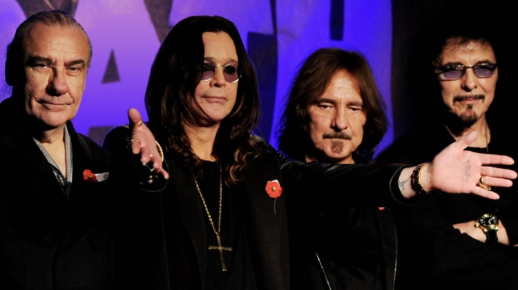 black sabbath PRESS press conference