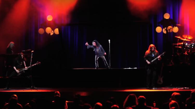 Ronnie James Dio Hologram Tour Announced