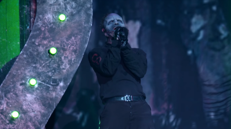 Slipknot 2017 Day of the Gusano Screencap