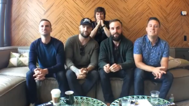 August Burns Red FB Q&A