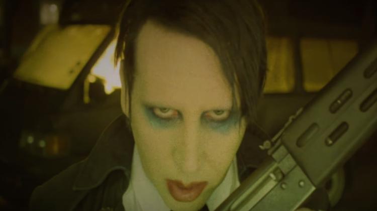 Marilyn Manson 2017 WWWYFL Cap