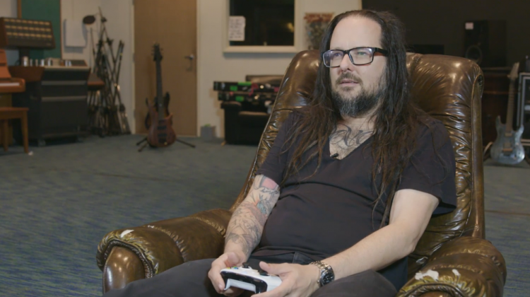 Jonathan Davis 2017 Screenshot