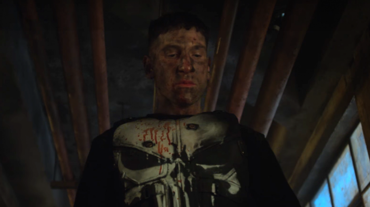 The Punisher Screenshot