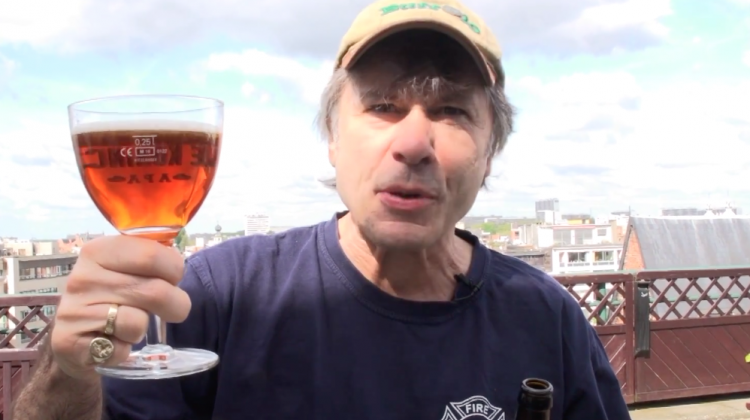 Bruce Dickinson 2017 Hallowed Beer