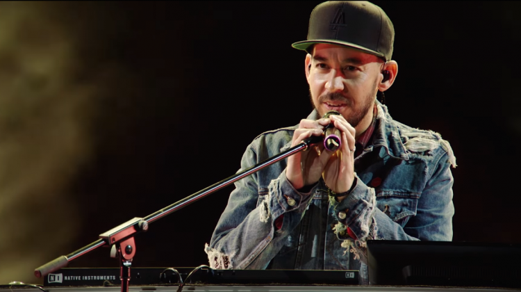 Mike Shinoda screencap