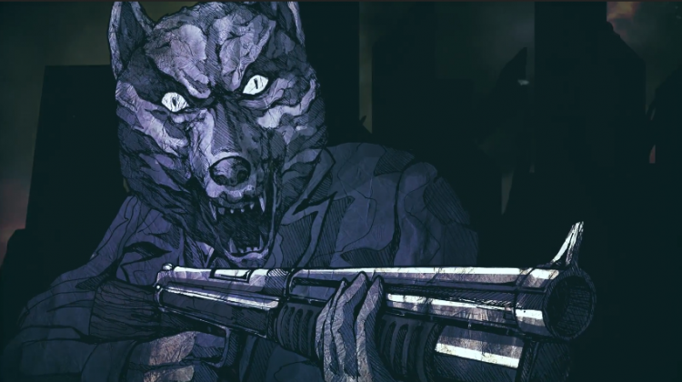 Wolf Named Crow Screenshot