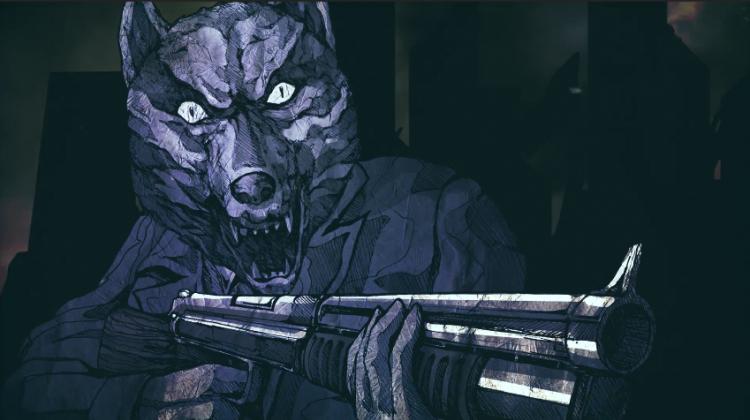 Wolf Named Crow Screenshot