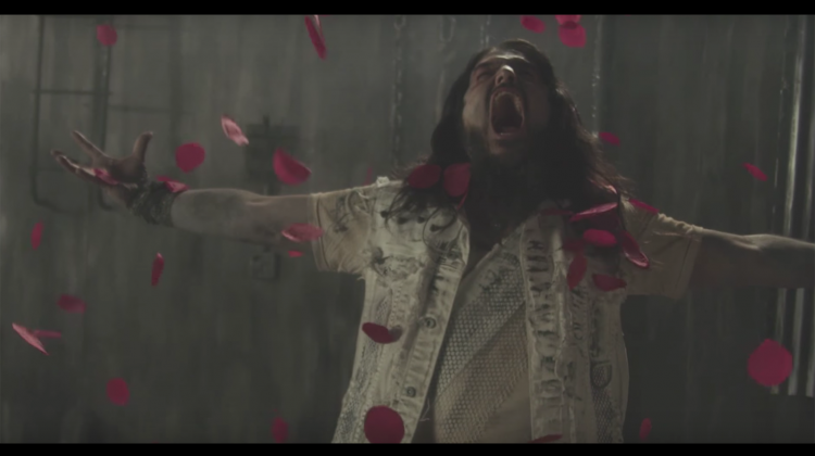 machine head catharsis video still
