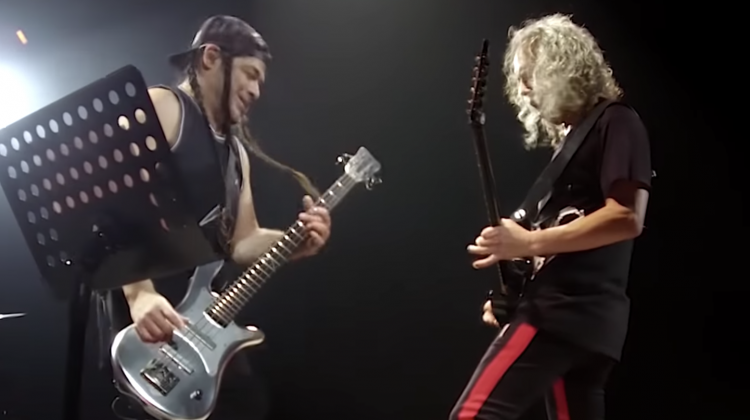 Metallica Celtic Frost