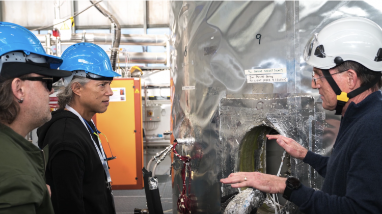 Nothing Else Antimatters, CERN