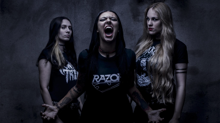 nervosa 2018 PRESS, Napalm Records