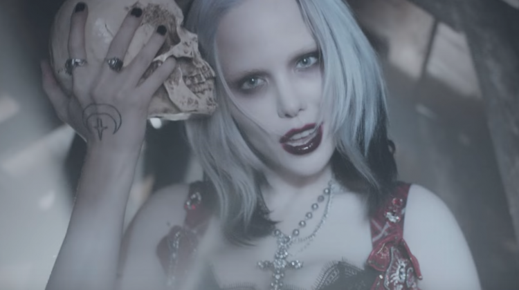 alice glass mine video still