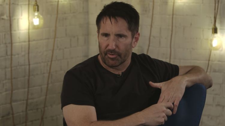 Reznor Interview Screenshot