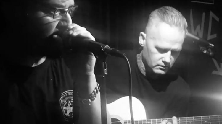 dead cross acoustic video still