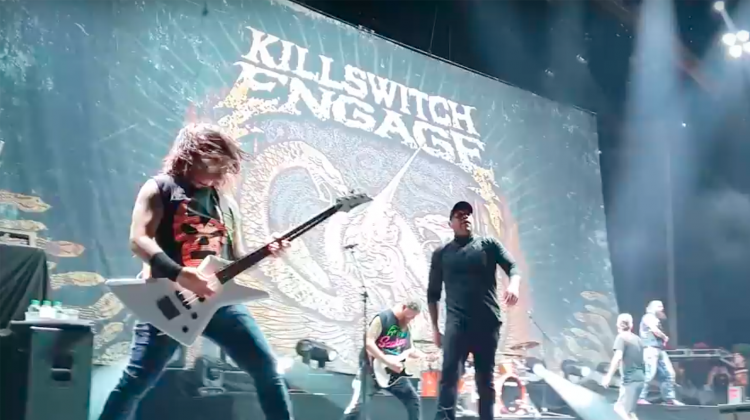 howard jones killswitch engage UK