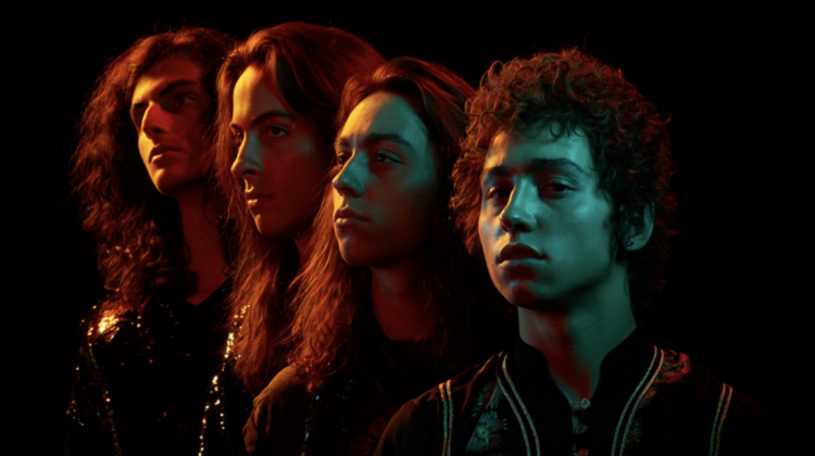greta van fleet PRESS 2018, Travis Shinn