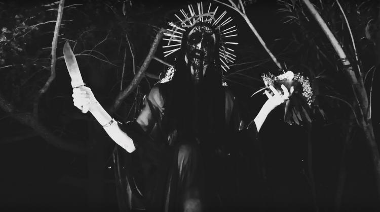 cult leader video still