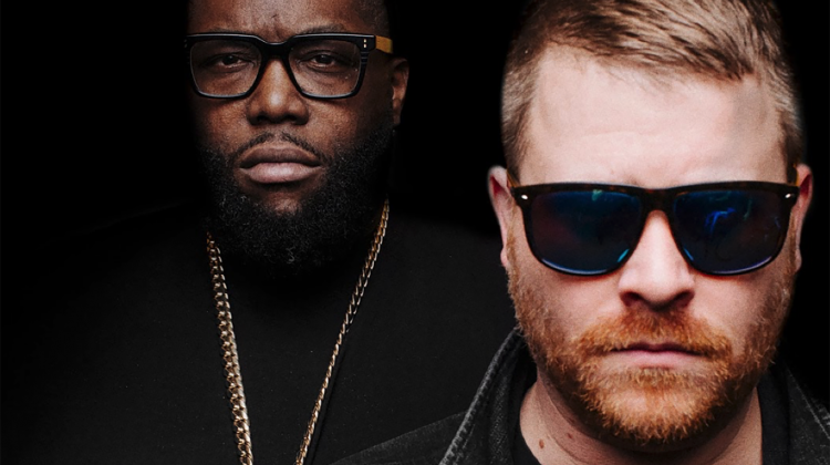 run the jewels PRESS 2018