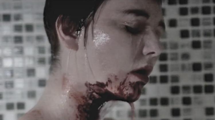 boy harsher vampire video still